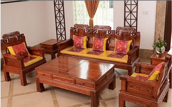 明清古典实木家具沙发价格