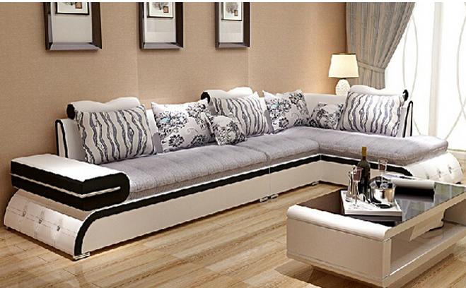 简欧风格L型转角布艺沙发 怎么样 价格如何