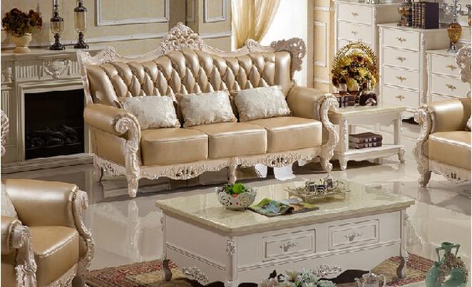 实木简欧真皮沙发,参考价:3979.00-6990.00之间。此款实木简欧真皮沙发,设计灵感源自于法国女神缪斯,展现最醇正地道的法国风情,非凡的创意和 完美的工艺打造出精美绝伦的旷世杰作,展现无可比拟的法式魅力,让名流绅士在此刻完梦。