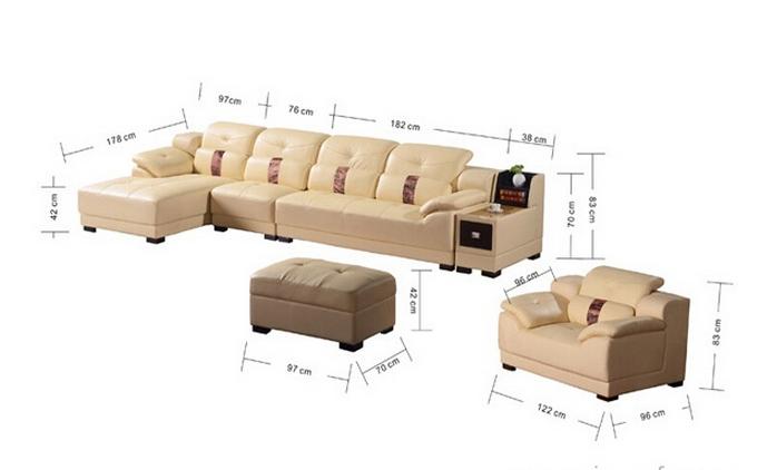 小转角沙发一般适用于小户型家庭,小小的转角设计为家增添一丝活力,舒适休闲的左面设计,给人们带来最舒适的坐感享受,让你在不知觉中爱上家。不同的家庭有不同的布局,不同款式的小转角沙发也有不同的尺寸,上面介绍的几种尺寸朋友们可以来了解一下。