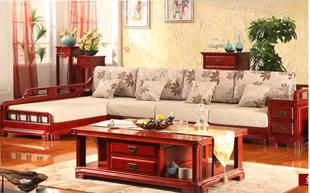中式风格沙发效果图片大全