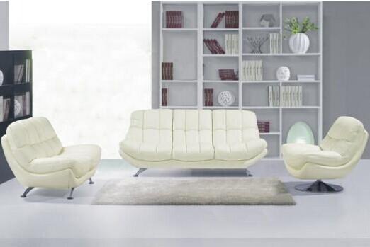 共枕进口水牛头层皮客厅沙发 现代休闲组合沙发