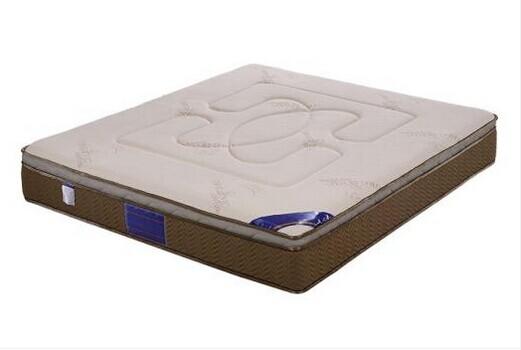 共枕天然乳胶透气 1.5米床垫  3d布床垫