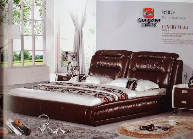 共枕皮床,皮床,b207