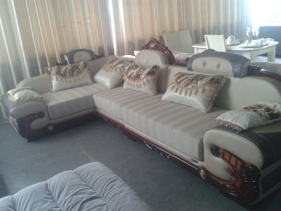合肥家具,沙发+豹纹靠背