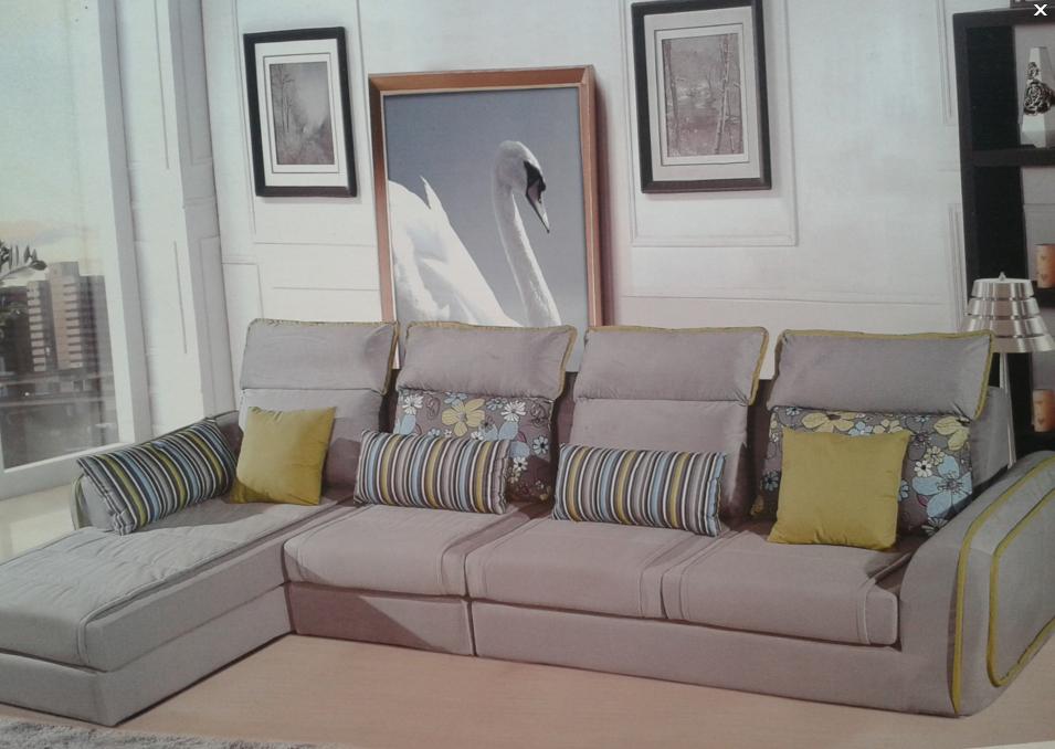 沙发MODEL:8836#现代简约沙发
